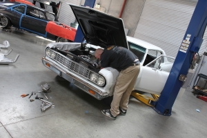 Project BluePrint Chevelle: Swapping An LSX Into An A-body Chevelle