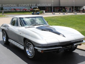 National Corvette Museum To Host Its First-Ever Auto Auction