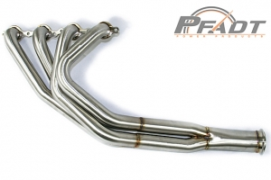 Get More Power For Your C6 From Pfadt Tri-Y Headers