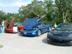 Chevy Hits Cars & Coffee Austin for Some Fun