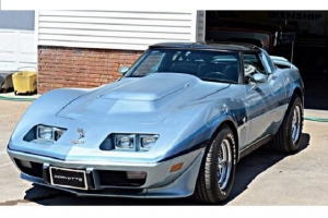 Unique Diesel Corvette Finds Its Way Home