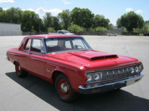 eBay Find: 1964 Plymouth Savoy HEMI 4-Speed Tribute Car