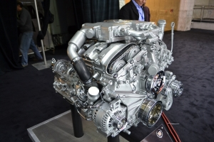 2014 Cadillac XTS Getting 410 Horsepower Twin-Turbo V6
