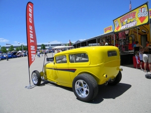 Goodguys 16th Colorado Nationals – All American Sunday