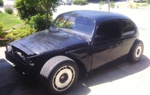 Craigslist Find: 1984 Corvette Meets 1968 Beetle… Or Something