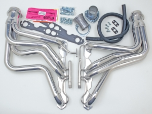 Hedman 84-91 C4 Corvette Emissions Legal Headers - 66447 - rgb