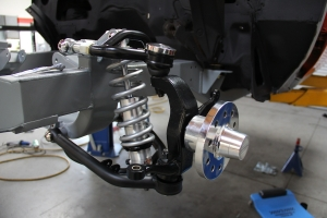 Blank Slate: Chris Alston Chassisworks Front Suspension Upgrade