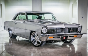 Unique '66 Nova II Carries a $78,888 Price Tag