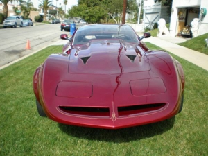 Craigslist Find: This 1969 Corvette Showcar Reminds Us of the 70s…