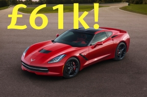 C7 Pricing Announced for Overseas Corvette Buyers