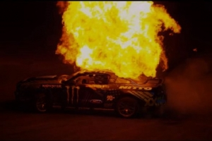 "Video: Vaughn Gittin Jr. To Star In ""Fire Drift"""