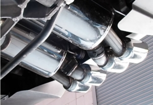 Free Installation from Billy Boat Performance Exhaust at Bloomington
