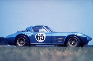 Corvette Grand Sports On Display at Monterey Motorsports Reunion