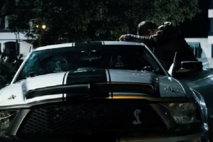 "Video: Shelby GT500 Stars In New ""Getaway"" Movie"