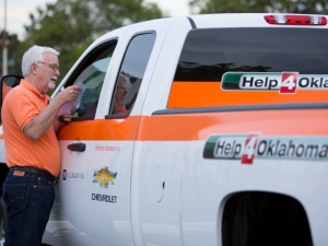 GM and Chevrolet Partner to Help Victims of the Oklahoma Tornadoes