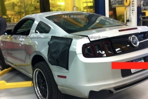 Strong Rumor: 2015 Mustang IRS Confirmed With Photos