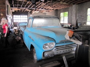 Liquidation of NE Chevy Dealership Brings Out 400+ Classic Chevys
