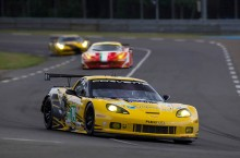Corvette Racing Le Mans 2012