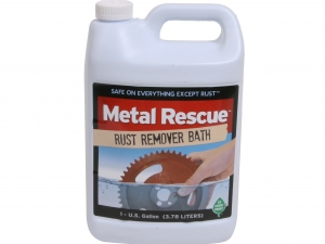 Metal Rescue Rust Remover Now Available At Summit Racing