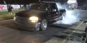 Video: Gnarly Turbocharged, 1,000+ HP, 9-Second Pickup Truck