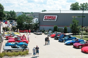 Mark Your Calendar for the 2013 Corvettes at CORSA Car Show