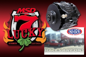 MSD Performance Offers Lucky 7 Weekly Rebates For Week 6