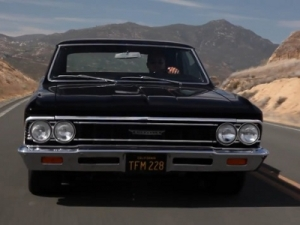 Big Muscle: A Gorgeous '66 Chevy Malibu Done in Grand Touring Style