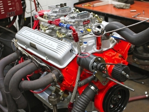Inside a 327ci Small-block Chevy Recreated for a Cheetah