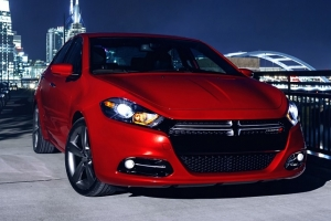 Production Of Dodge Dart 2.4 Liter Turbo GT Model Begins