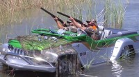 duckhuntingpantherwatercar