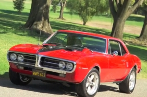 Video: Harbor Freight Tools 1967 Firebird Restoration, Part 9