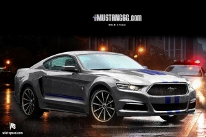 Two More 2015 Mustang Rendering Make Us Eager For More