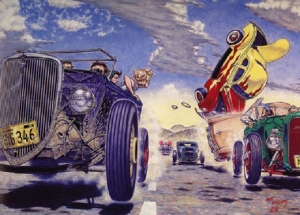 Video: Documentary Depicting the Art & Influences of Robert Williams