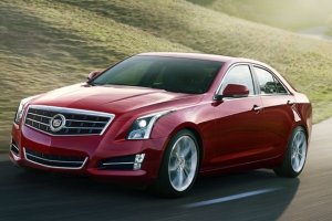 Cadillac ATS-V to be Fitted with New Twin-Turbo V6