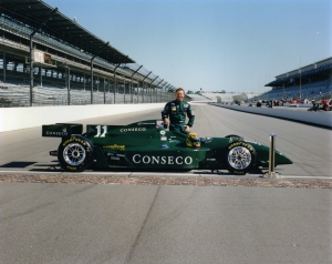 Billy 1998 Indy Pole Position