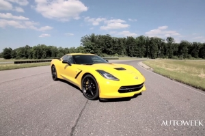 Video: Autoweek Drives the C7