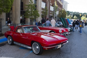 back to Bricks Corvette Reunion