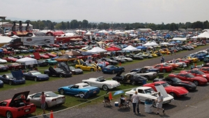Corvette America Helps Make Carlisle Even Better