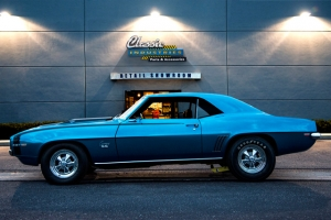 Classic Industries To Display Two Iconic Camaros At SEMA This Year