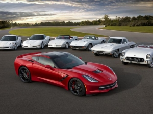 "2014 Corvette Stingray Aims for ""Younger"" Buyers"