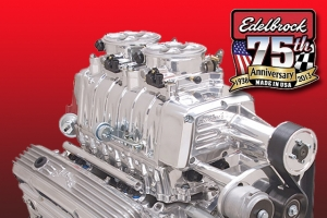 Edelbrock: Name A Supercharger, Win A Free Edelbrock Jacket