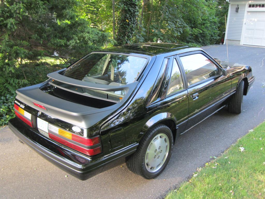 1985 ford mustang svo for sale autos post. Black Bedroom Furniture Sets. Home Design Ideas