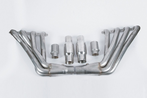 Trick Flow's Late Model Headers Feature Stainless Works Technology