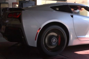Video: Edmunds Straps the 2014 Corvette Stingray to a Dyno