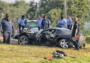 Wrecked Vette Wednesday: NOLA Police Pull Corvette from Bayou