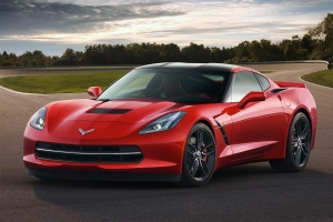 Initial C7 Corvette Stingray Sales Bring Out Big Spenders