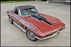 Mecum Auctions Drops The Hammer On The Most Expensive Corvette Ever!
