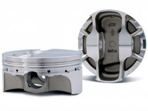 Piston Tech: Inside JE Pistons' Asymmetrical Line for LS Engines