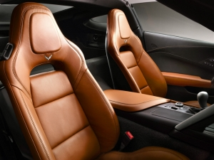 2014 Corvette Stingray: The Best Seats of Any Car?