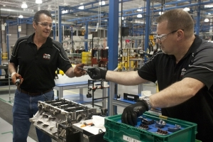 GM's Build-Your-Own-Engine Program Relocates to Bowling Green